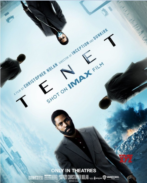Tenet movie FB
